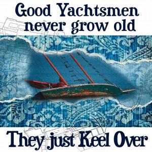 Nauticalia Good Yachtsmen...