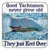 Nauticalia Coaster - Salty Sayings