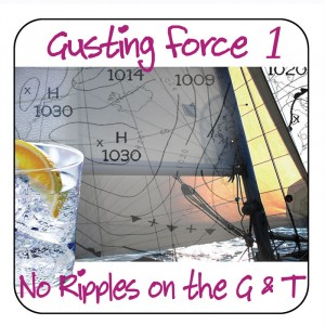 Nauticalia Coaster Gusting Force