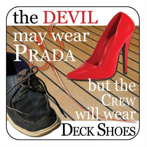 Nauticalia Coaster Devil Wear