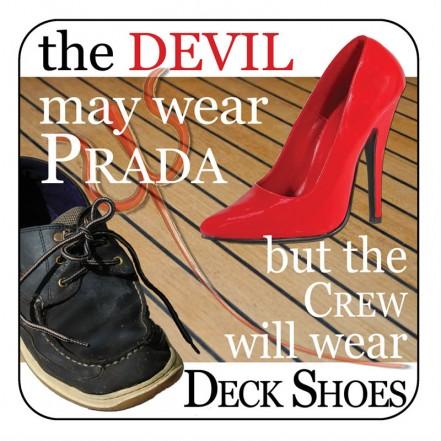 Nauticalia Coaster Devil Wear