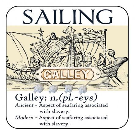 Nauticalia Coaster Galley