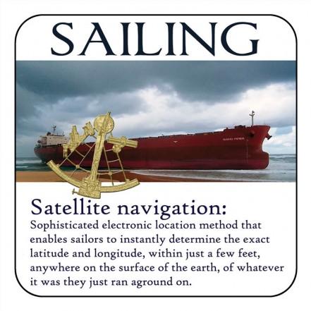 Nauticalia Coaster Navigation