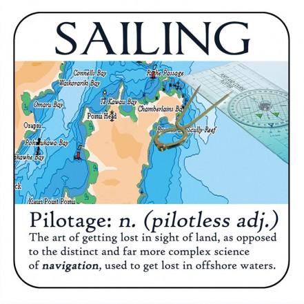 Nauticalia Coaster Pilotage