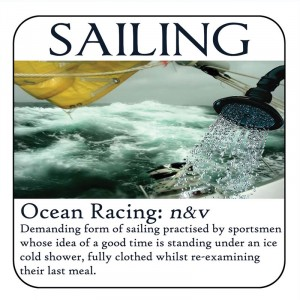 Nauticalia Coaster Ocean Racing