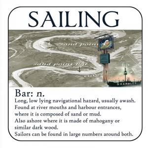 Nauticalia Coaster Bar