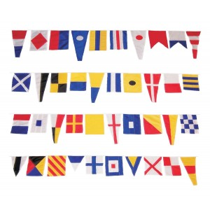 Plastimo String Of Pennants