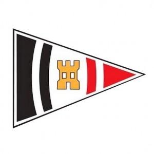 Ensign Flags Fairlie Yacht Club Burgee 18' Sewn