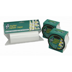 PSP Tapes Mylar Sail Repair Tape Clear 50mm x 3 Metre