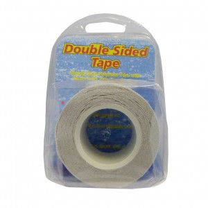 CC Marine Clear Double Sided Tape 38mm x 10 Metre