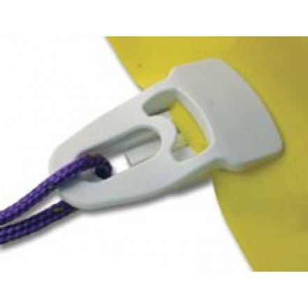 Solent Leisure Holdon Fabric Clip (Pack 4)