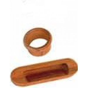 Holt Marine Teak Drawer Pull 100mm
