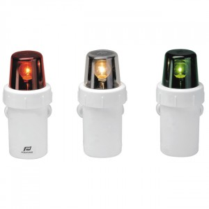 Plastimo Emergency Navigation Light (Set of 3) LR20 Battery Powered