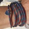 Heidi Three Ropes Bracelet
