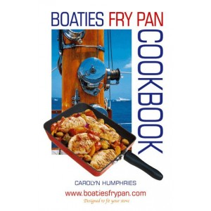 Boaties Products Boaties Fry Pan Cookbook