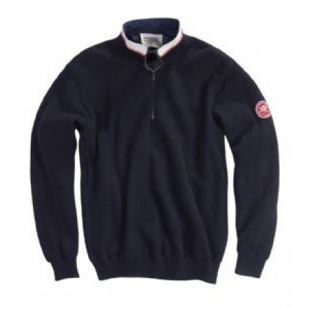Holebrook Classic Windproof Sweater Navy X.Small