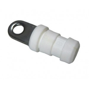 Baseline Canopy End Plug 22mm