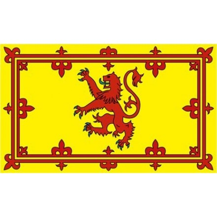 Ensign Flags Flag Scot. Lion 9' Printed