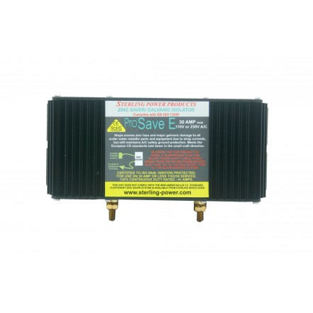 Sterling 30 Amp Zinc Saver Galvanic Isolator