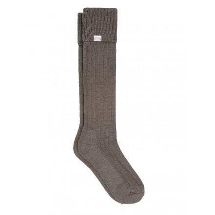 Dubarry Alpaca Socks Olive Small