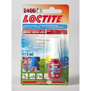 Loctite Medium Strength Threadlocker 5ml
