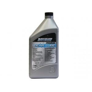 Quicksilver Premium Gear Oil 1 Litre Bottle