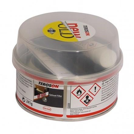 Plastic Padding Gelcoat Filler 180ml Tin