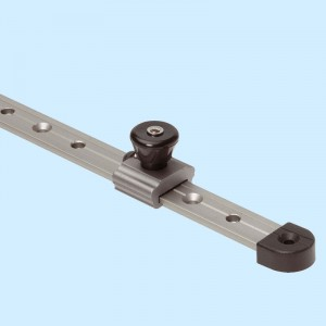 Barton 20mm 'T' Section Track 60cm