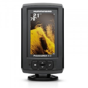 Humminbird Piranhamax 4DI Down Imaging Fishfinder