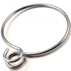 Meridian Zero Anchor Retrieval Ring Stainless Steel