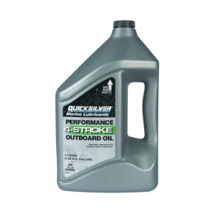 Quicksilver Performance 4 stroke Outboard Oil 4 Ltr