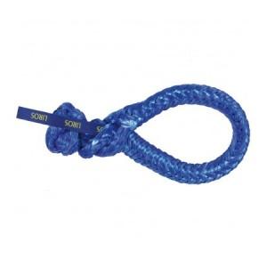 Liros Dyneema Soft Shackle 4000kg Blue