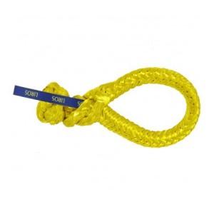 Liros Dyneema Soft Shackle 6000kg Yellow
