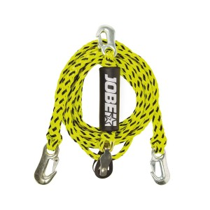Jobe Bridle With Pulley 2 Person 12 Feet