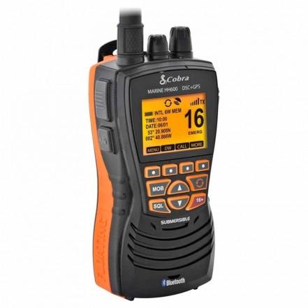 Cobra HH600 Handheld DSC VHF