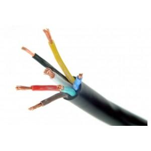 Maypole Trailer Cable 7 Core Black per metre