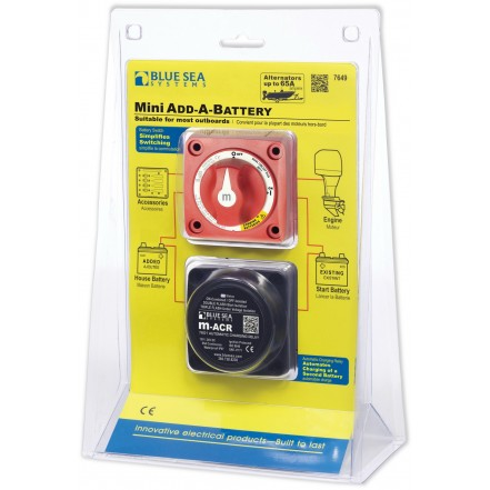 Add A Battery Charging Kit 65A