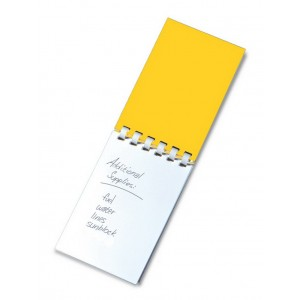 Ritchie Wetnotes Pocket Notepad