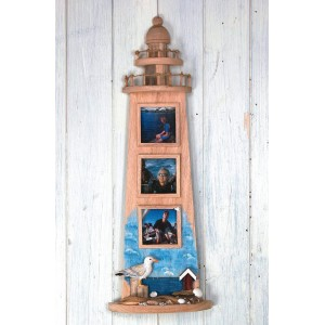 Nauticalia Photo Frame Lighthouse