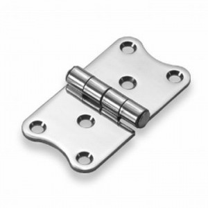 C Quip Cuddy Hinge Stainless Steel 75mmx37.5mm