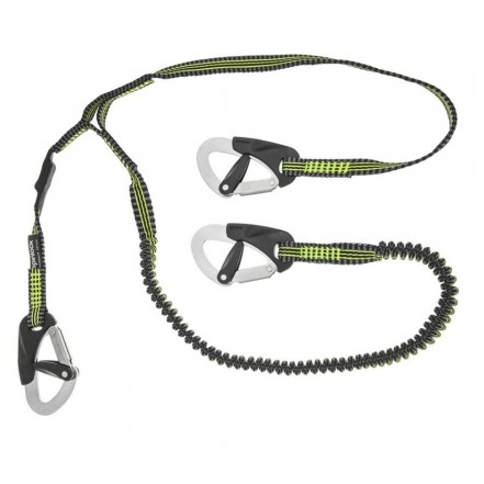 Spinlock 3 Hook Elasticated Safety Line