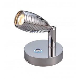 LED Berth Light Chrome