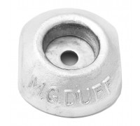 MG Duff Aluminium 100MM Disc Anode Kit