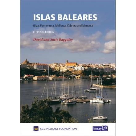 Imray Pilot Guide Islas Baleares