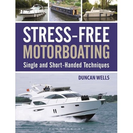 Adlard Coles Stress Free Motorboating