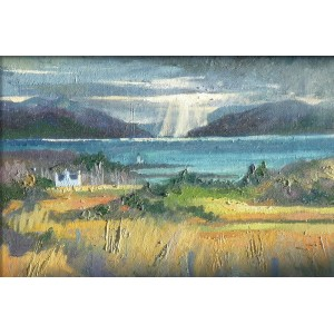Gift Card Sunrays on the Sound of Sleat