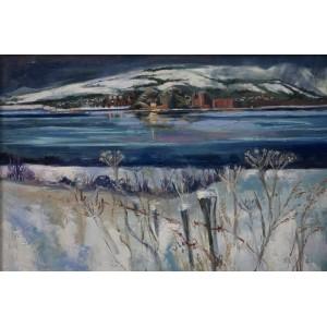 Gift Card Winter Light Langbank