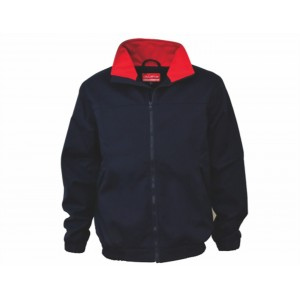Collier Crew Jacket Navy Medium