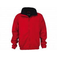 Collier Crew Jacket Red Large