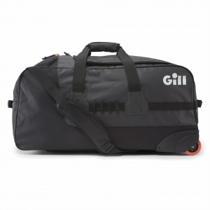 Gill Rolling Cargo Bag 90L Black